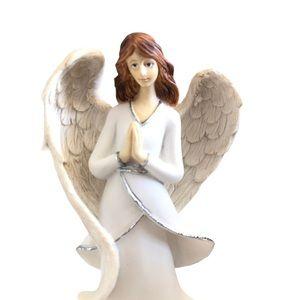 Heart Warmers Angel Figurine